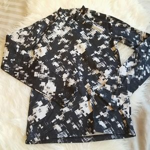 Under Armour Youth fitted Long sleeve Shirt